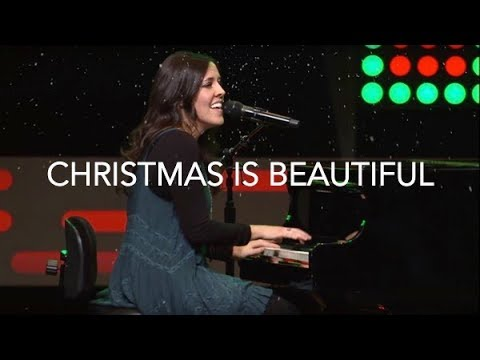 Shelly E. Johnson - Christmas Is Beautiful - LIVE at Woodstock City Church Mp3