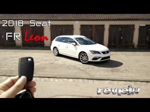 2019 Seat Leon FR  ST (1.4TSI)