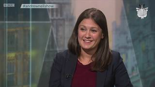 Lisa Nandy on The Andrew Neil Show - 15/1/20