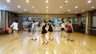 Maybe Tomorrow-Line Dance(Intermediate - Viennese waltz)