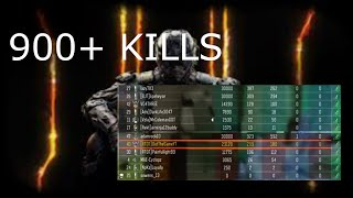 CALL OF DUTY : BLACK OPS 3 NEW BOOSTING METHOD/900+ KILLS/UNLIMITED TIME GLITCH