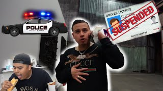 My LICENSE got SUSPENDED **TRUE STORY**