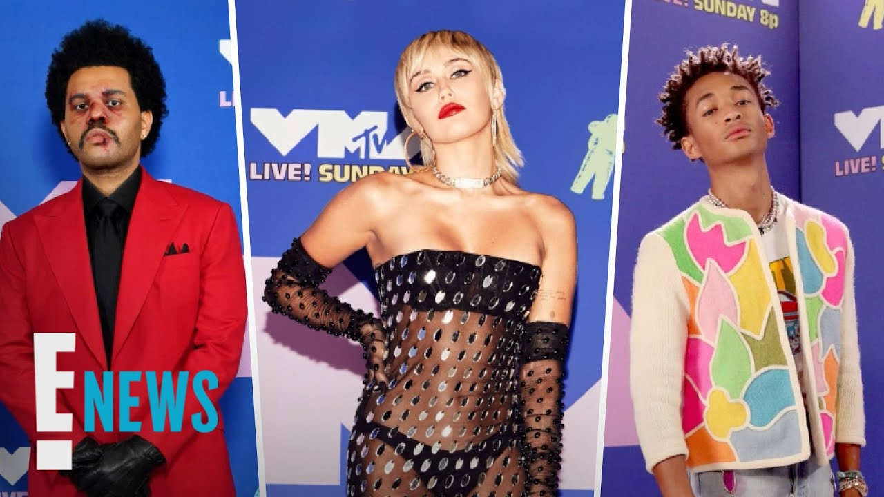MTV VMAs 2020 Red Carpet Fashion | E! News
