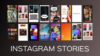 Instagram Stories Premiere Pro Templates