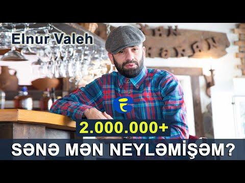 Elnur Valeh - Sene men neylemishem 2016