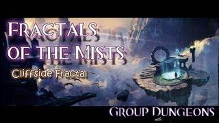 ★ Guild Wars 2 ★ - Group Dungeon - Cliffside Fractal