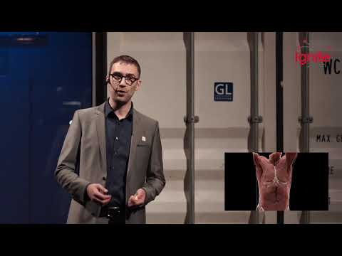 Dr. Lars Ebert | Gaming For The Dead | Ignite Zurich | 08.12.2017