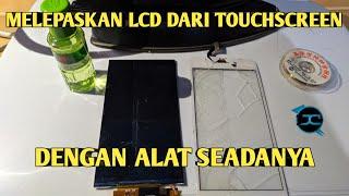 Cara Memisahkan Lcd Dan Touchscreen Dengan Setrika