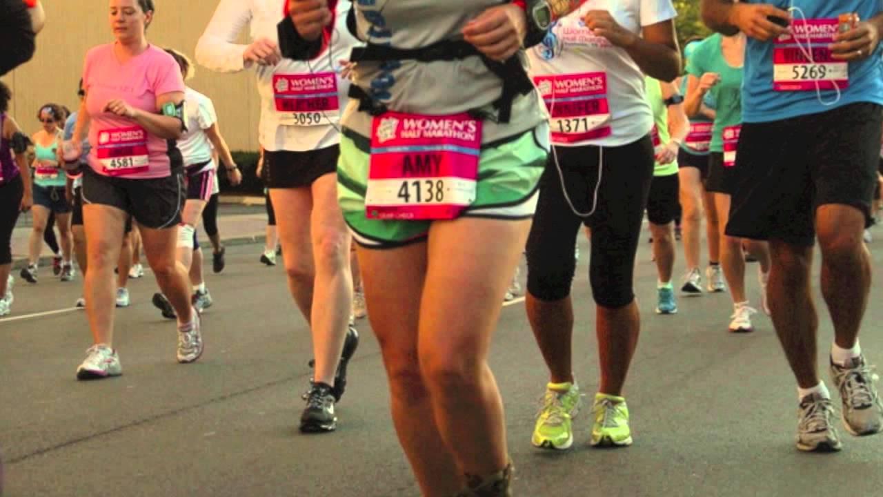 Running in Combat Boots for PTSD / 2012 Women's Half-Marathon ...