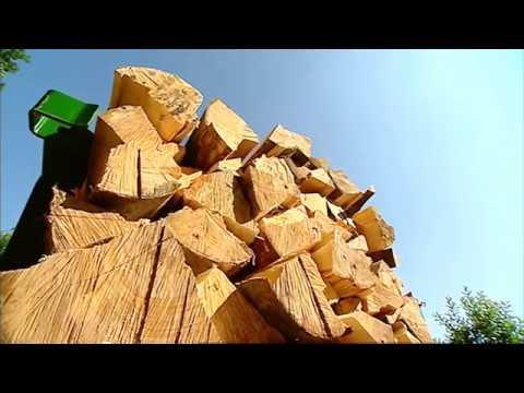 Palax Power100s Firewood Processor Version 02 Funnycat Tv