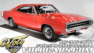 1970 Dodge Charger R/T for sal…