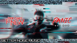 Download From Ashes to New - Panic (Official Music Video)