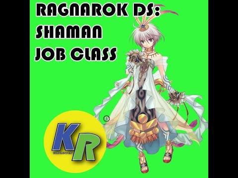 Ragnarok DS - Shaman job class