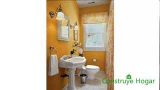 Diseño de cuarto de baño pequeños y medianos thumbnail