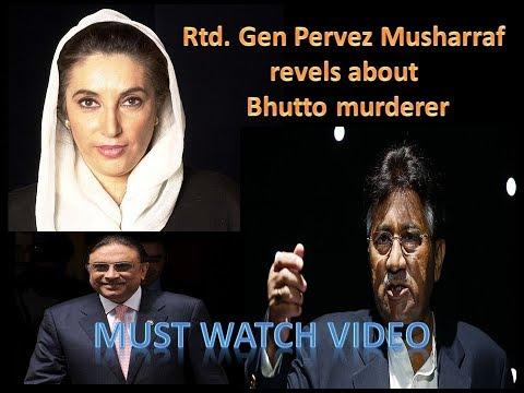 pervez musharraf on bhotto's murder latest interview | shocking | 21 sep 2017
