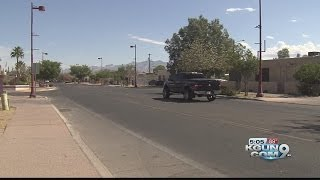 South Tucson Police investigating shooting