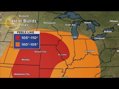 CBS Weather Watch (5PM 07-16-19)