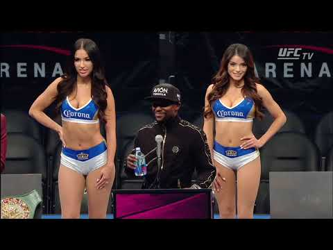 Mayweather vs McGregor: Floyd Mayweather Post-fight Press Conference