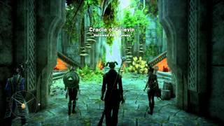 Dragon Age Inquisition Seer Staff Schematic/ Best Staff For Knight Enchanter