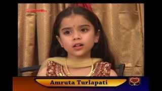 Kis Liye Maine Pyar Kiya -- Amruta Turlapati -- Gaata Rahe Mera Dil /Sitaare TV - April 2012