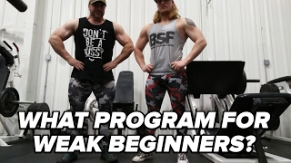 Weak Beginners Stalling On Linear Progression - What Now?