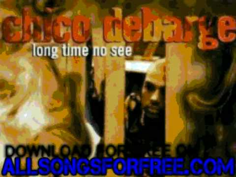 chico debarge - Long Time No See - Long Time No See