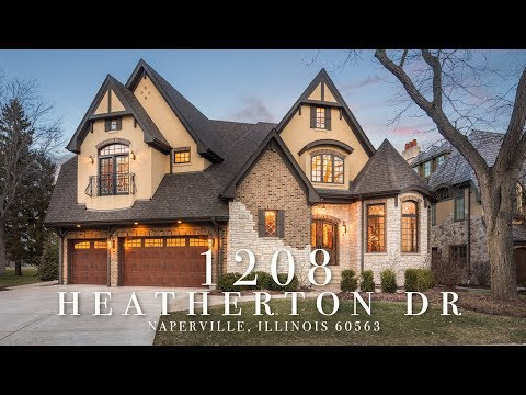 Welcome To 1208 Heatherton Dr, Naperville, IL 60563 | The Ville Realty