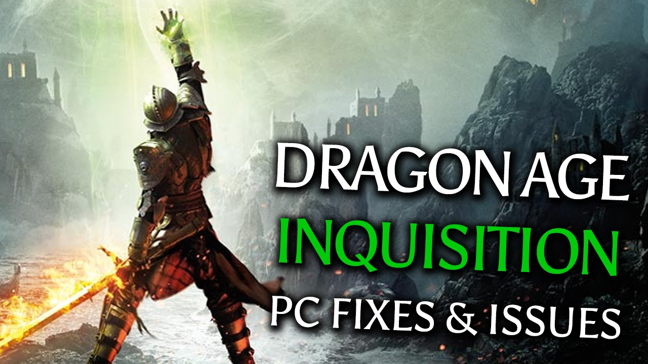 Dragon age inquisition tech issues solutions crashes dragon age inquisition tech issues solutions crashes stuttering slowdown errors fixes youtube gumiabroncs Image collections