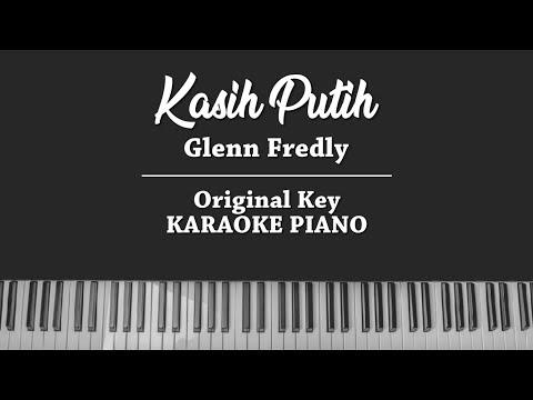 Kasih Putih (KARAOKE PIANO COVER) Glenn Fredly