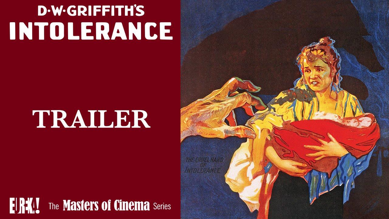 INTOLERANCE (Masters of Cinema) Trailer