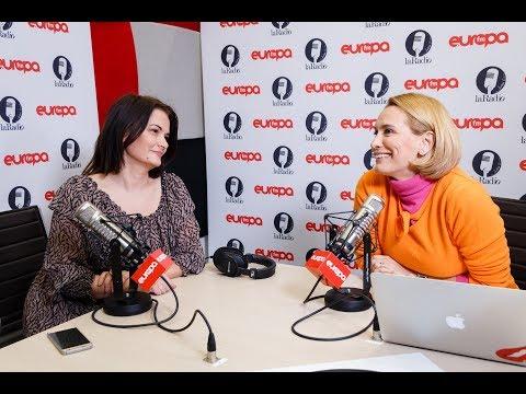 Oana Moraru este la Radio cu Andreea Esca