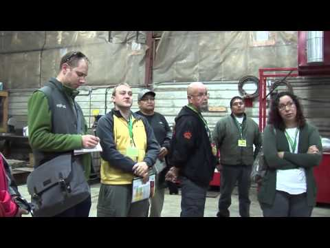 NOFNEC 2015   Waste Oil Furnace Tour