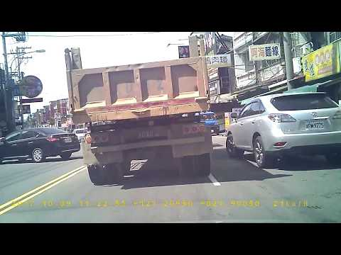 ARM-9225違停車道不打燈,小貨車AAC-3912逆向停車PICT5350