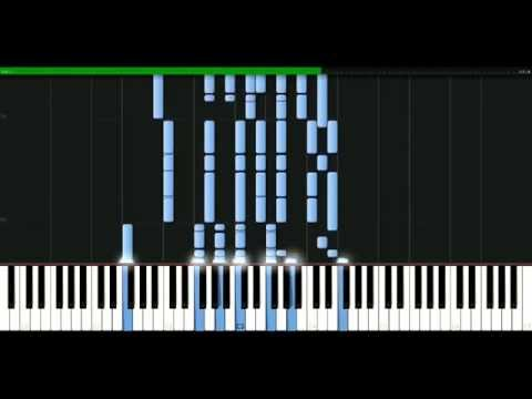 Sara Bareilles - Bottle it up [Piano Tutorial] Synthesia | passkeypiano