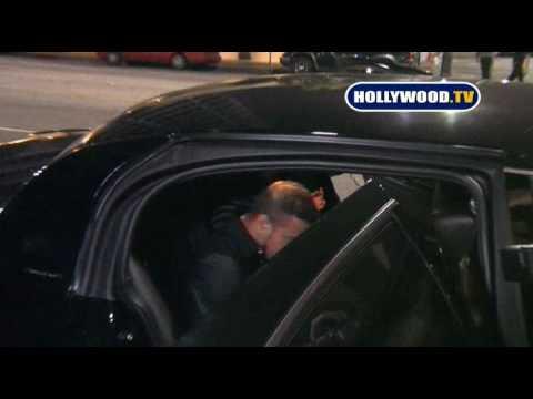 Eliza Dushku Leaves A Hollywood Hot Spot.