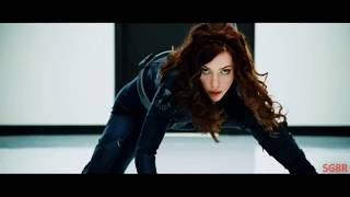 """Call Me, Beep Me"" (Kim Possible Theme Song) - Black Widow"