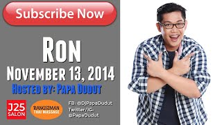 Barangay Love Stories November 13, 2014 Ron