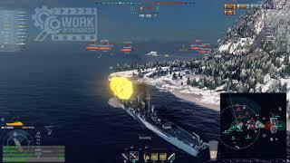World of warships - Salem WiP