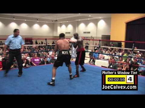 Benjamin Whitaker vs Cory Yett