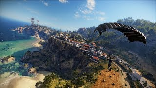 Just Cause 3: PT 35- Hunting The Collectibles.........
