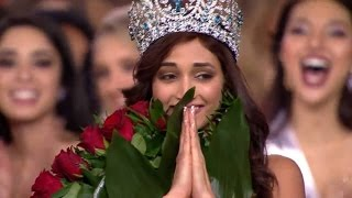 India's Srinidhi Shetty Crowned as Miss Supranational 2016 - Winning Moment