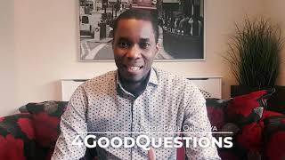 Four Good Questions