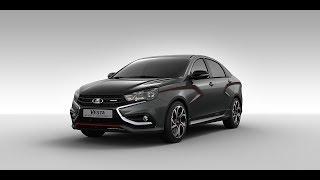 Lada Vesta Sport - ПЕРВЫЕ ПОДРОБНОСТИ! Новый мотор и внешность! | Обновление Mitsubishi Pajero