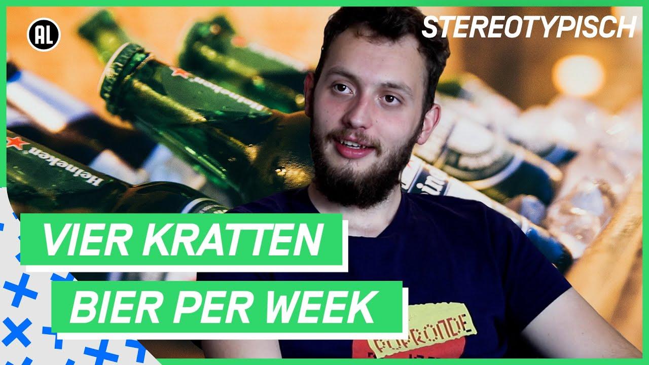 Van bier atten naar een alcoholverslaving   STEREOTYPISCH #5   NPO 3