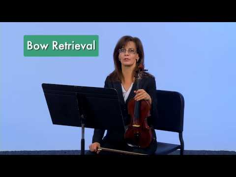 Neal A. KJOS Music Publishing - Violin Bow Techniques