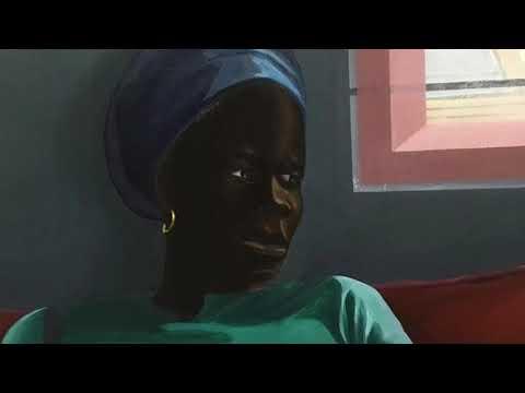 Black Artists Peter Uka