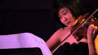 Jennifer Koh performs Luciano Berio