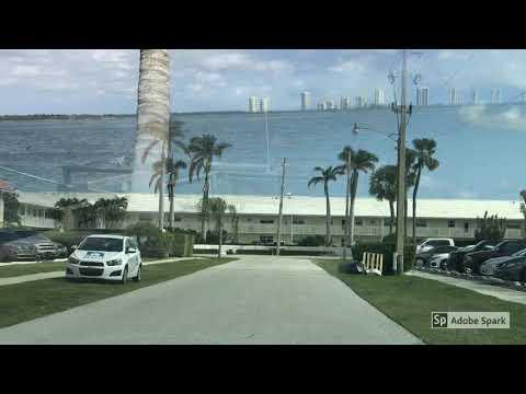 Hurricane Irma property damage insurance claim in North Palm Beach FL