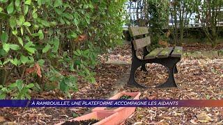 Yvelines | À Rambouillet, une plateforme accompagne les aidants