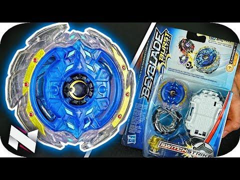 Caynox C3 UNBOXING  TEST!!!  Beyblade Burst Evolution  Hasbro Beyblade
